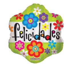 100 Units of CV 18 DS Felicidades Flowers