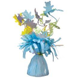 48 Units of Wght Tinsel Blue Baby 4.75oz - Party Novelties