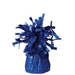 72 Units of Wght Tinsel Blue Sprkl 4.75oz - Party Novelties