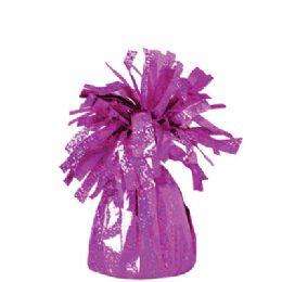 72 Units of Wght Tinsel Pink Sparkle 4.75oz - Party Novelties