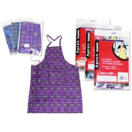 "144 Units of Apron 23.6 X 29.5""Strap 17.7"" Long - Kitchen Linens"