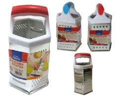 96 Units of Grater 6 Sided - Kitchen Gadgets & Tools
