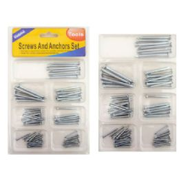 96 Units of Nail Assorted 170gm - Drills and Bits