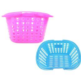 72 Units of Basket 20*32*19cm - Laundry  Supplies