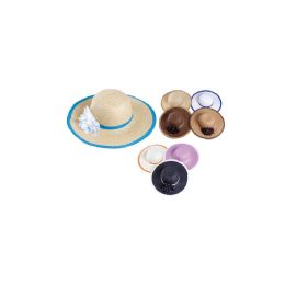 36 Units of Flower Sun Hat - Sun Hats