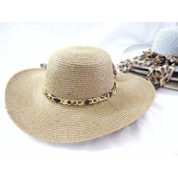 36 Units of Ladies Summer  Hat  Assorted Colors - Sun Hats