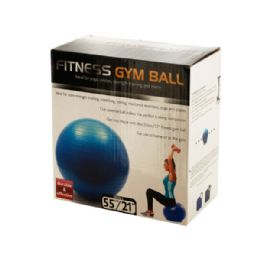 6 Units of Small Fitness Gym Ball - Workout Gear