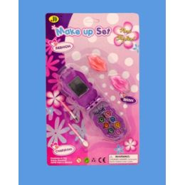 72 Units of Cell phone make up set in blister - Girls Toys