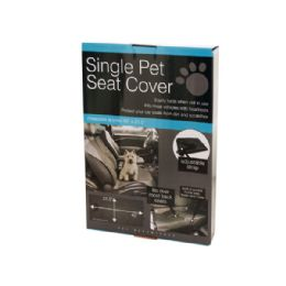 12 Units of Single Pet Auto Seat Cover - Pet Accessories