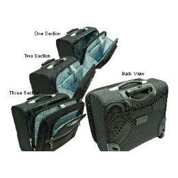 "4 Units of ""E-Z Roll"" High-class ballistic Nylon Computer Case - Travel & Luggage Items"