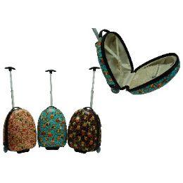 5 Units of Kids' Hardshell Luggage-Pink owl - Travel & Luggage Items