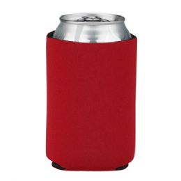 144 Units of Insulated Can or Beverage Holder Red - Cooler & Lunch Bags