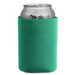 144 Units of Insulated Can or Beverage Holder Teal - Cooler & Lunch Bags