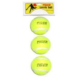80 Units of 3pc Tennis Balls - Balls