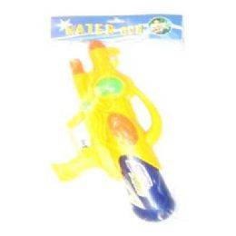 48 Units of Plastic Toy Water Shooter - Water Guns