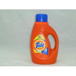 6 Units of TIDE 1.77L (60oz) Liq - Reg HE (6) - Laundry Detergent