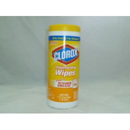 24 Units of CLOROX Wiper 35ct - Lemon - Cleaning Products