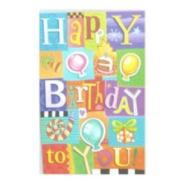 180 Units of Single Birthday Card - Invitations & Cards