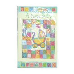 180 Units of Single Greeting Card - Newborn - Invitations & Cards
