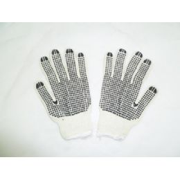 240 Units of Double Side Dotted Gloves - Working Gloves