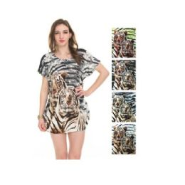 36 Units of Womens Spring Fashion Top Assorted Colors - Womens Fashion Tops