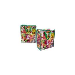 """96 Units of 13.8x15.7x7.1"""" Fruit Design Shopping Bag - Bags Of All Types"""