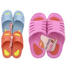 72 Units of Girls Flip Flop - Girls Flip Flops