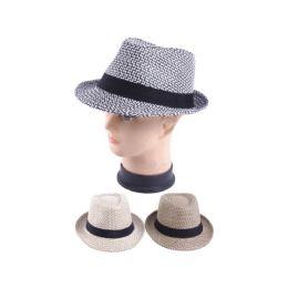 36 Units of Ladies Fashion Hat  Assorted Colors - Baseball Caps & Snap Backs