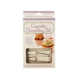 36 Units of Cupcake Decorating Set - Baking Supplies
