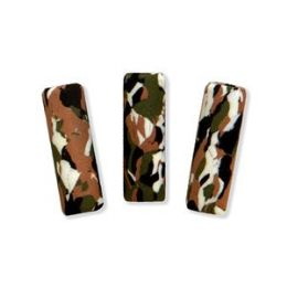 300 Units of Camo Pencil Grip - Pencil Grippers / Toppers