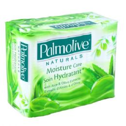 36 Units of Palmolive Soap 4pk 100g Aloe - Soap & Body Wash