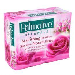 36 Units of Palmolive Soap 4pk 100g Nourishing Sensation - Soap & Body Wash