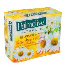 36 Units of Palmolive Soap 4pk 100g Balanced & Mild - Soap & Body Wash