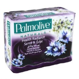 36 Units of Palmolive Soap 4pk 100g Health Rediance - Soap & Body Wash