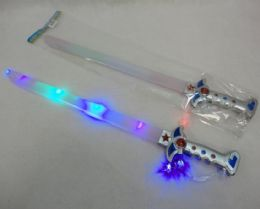 "24 Units of 26"" Light Up Sword With Sound Effects - Light Up Toys"