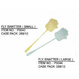 144 Units of FLY SWATTER LARGE - Pest Control
