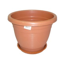 """60 Units of 10""""x 8"""" Planter W/base - Garden Planters and Pots"""