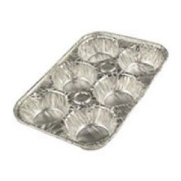 200 Units of 6 Cavity Muffin Pans - Baking Supplies