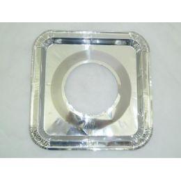1000 Units of Sq Alum Gas Burner - Aluminum Pans