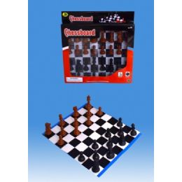 72 Units of Chess Game Set In Box - Dominoes & Chess
