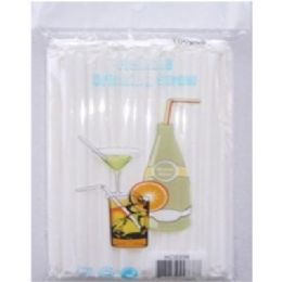 72 Units of 100pc Drinking Straws - Straws and Stirrers