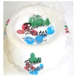 "96 Units of Readi 25ct 9"" Foam Plates - Disposable Plates & Bowls"