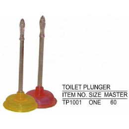 60 Units of TOILET PLUNGER - Plumbing Supplies