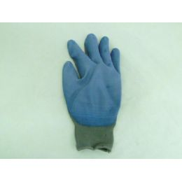 240 Units of Jersey Glove-Blue - Working Gloves