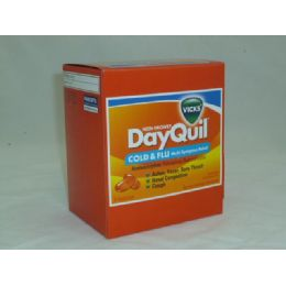 3 Units of Dayquil 2 Tablet - Pain and Allergy Relief