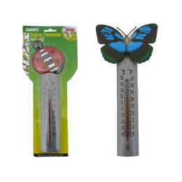 "96 Units of THEROMOMTER 4X14.75""H - Thermometer"