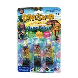48 Units of 3pk Space Balloon Kit - Balloons & Balloon Holder