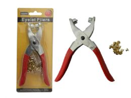 96 Units of Grommet Eyelet Pliers - Pliers