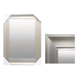 "8 Units of Mirror Beveled 18x24-28"" - Mirrors"