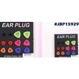 96 Units of Triangle Sign Bodyjewelry/ Body Piercing Ear Plug - Body Jewelry
